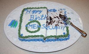 Cake is Eaten